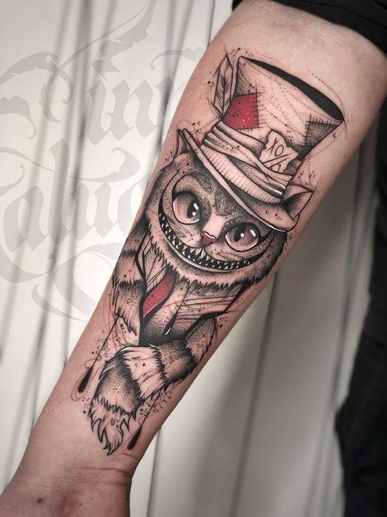 big tattoo modals