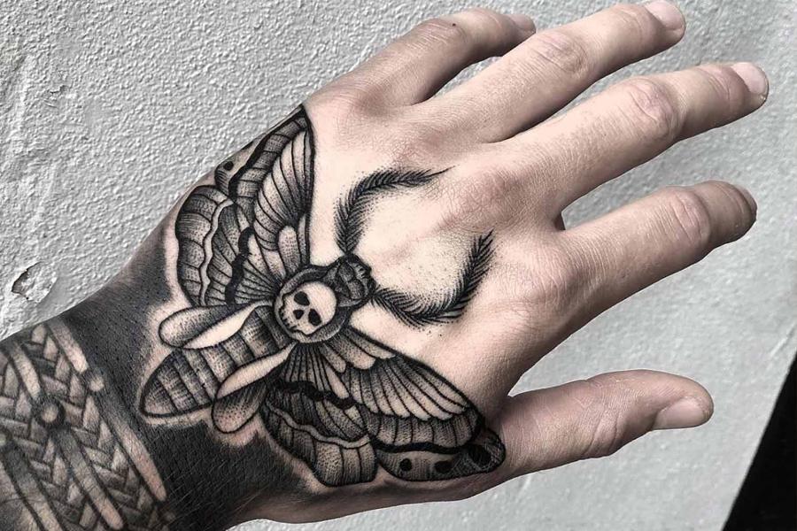 el için dövme örnekleri