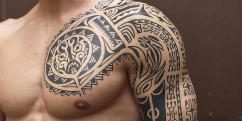 tattoo cool for man