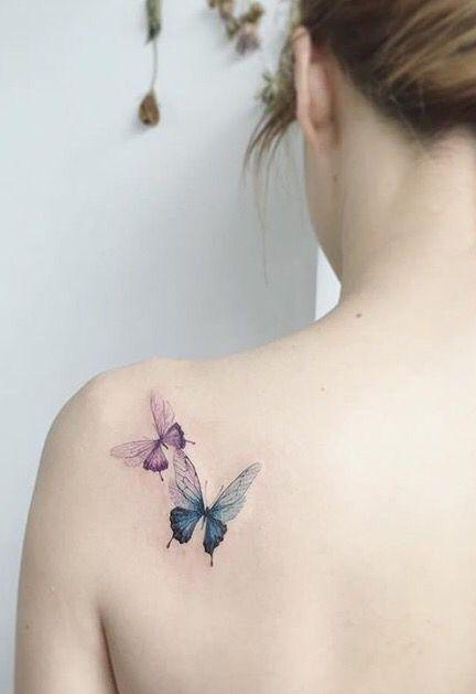 best shoulder tattoo for woman 2021