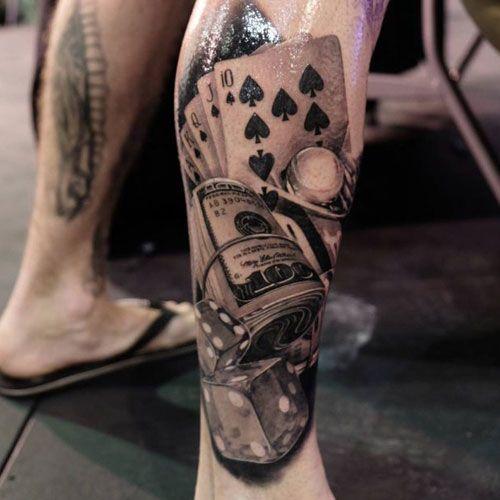 side od leg tattoo ideas