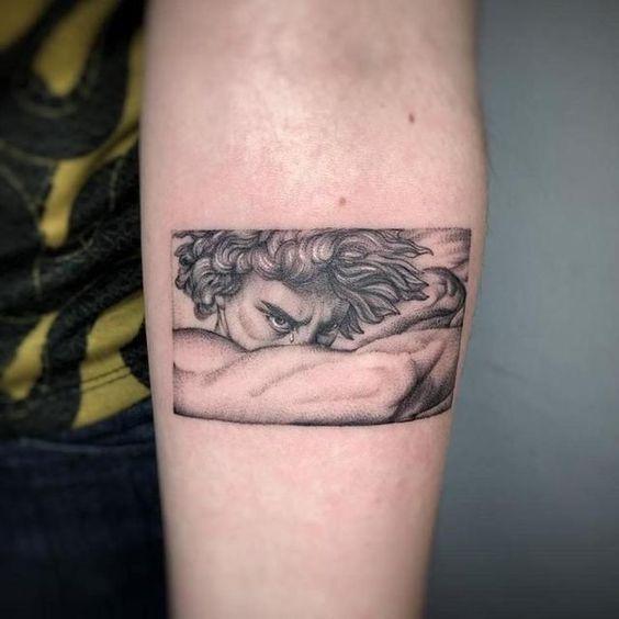 small tattoo 2021