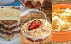 Sütlü Tatlı Tarifleri | Dünyanın En Kolay Sütlü Tatlıları