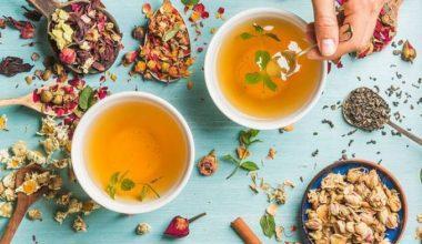 Uykusuzluk İçin Etkili Ve Şifalı 8 Bitki Çayı