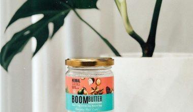 Boom Butter Saç Bakım Yağı Ne İşe Yarar?