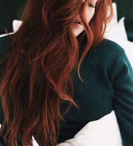 buzlu kestane saç modelleri