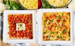 Baked Feta Pasta: Fırında Beyaz Peynirli Makarna Tarifi
