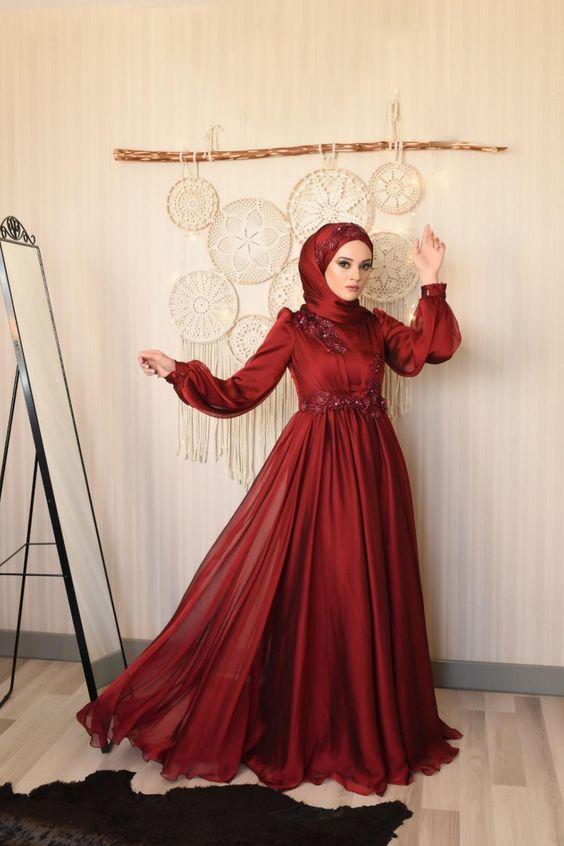kına elbisesi modeli
