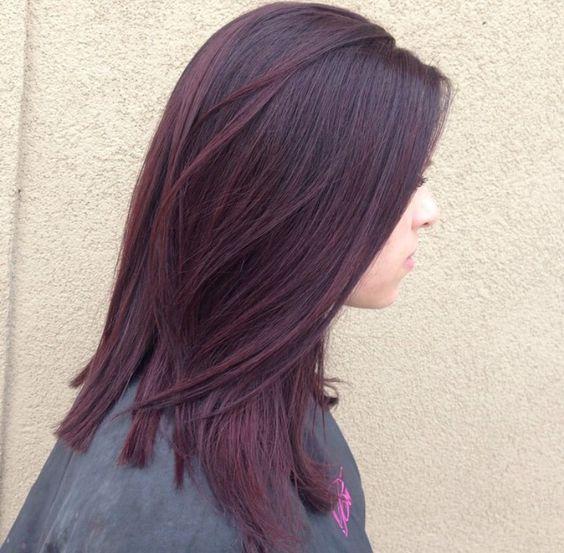böğürtlen siyahı saç