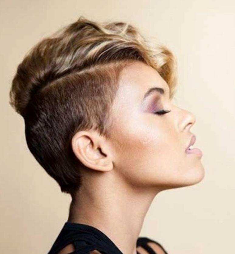 yazlar sıfır kadın saç modeli