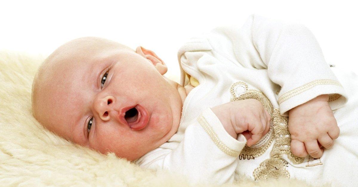 Bebekler İçin Öksürük Şurubu