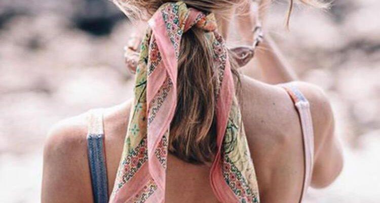 Saç Bandana Yapımı ve Modelleri