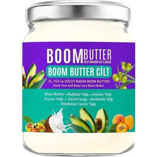 Boom Butter cilt bakım yağı