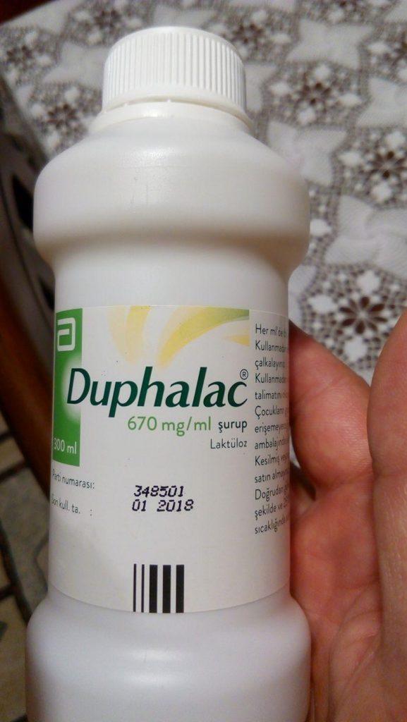 Duphalac şurup