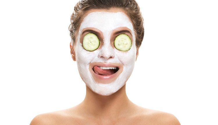 salatalık maskesi nasıl yapılır